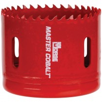 """2-1/2"""" Bi-Metal Hole Saws for Stainless and Steel"""