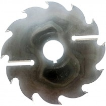 "12"" x 2-3/8"" x 12 Tooth, .085"" Plate, 3/8"" Keyway, Carbide Tipped Strob Saw Blade"