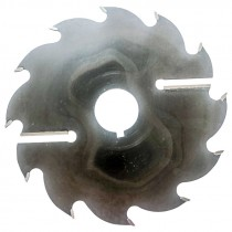"12"" x 2-3/8"" x 12 Tooth, 0.10"" Plate, 3/8"" Keyway, Carbide Tipped Strob Saw Blade"