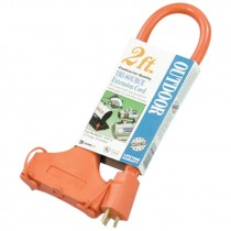 15 amp 3-Way extension Cord