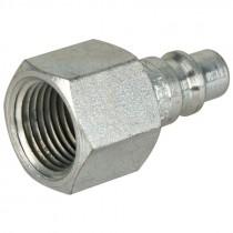 "3/8"" Body x 1/2"" FPT Steel Plug"