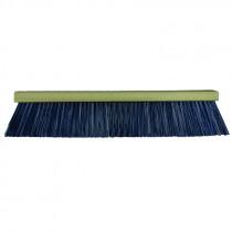 """24"""" Blue Flexsweep Street Broom Head"""