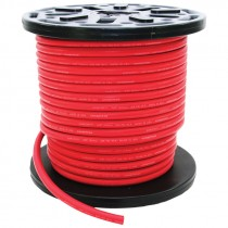"""3/8"""" x 500' 2-Brade Industrial Air and Water Hose - Rated For 250 Max PSI"""