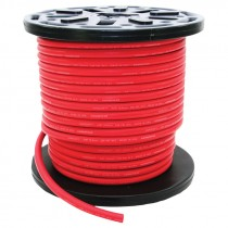 "1/2"" x 500' 2-Braid Industrial Air and Water Hose - Rated For 300 Max PSI"