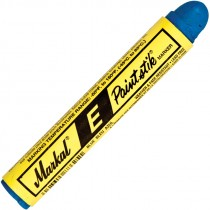 Markal® E Paintstik High Visibility Solid Paint Markers - Blue