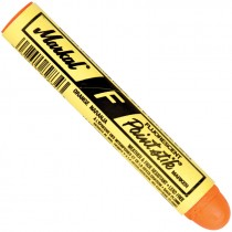 Orange Markal® F Paintstik® Flourescent Solid Marker