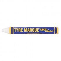 Marque White Rubber Crayon