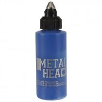 2 OZ BOTTLE BLUE PAINT MARKER METAL TP
