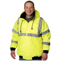 Value 2-In-1 Bomber Jacket, Yellow - X-Large