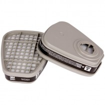 3M 6001 Organic Vapor Cartridge, Pair