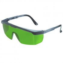 Strobe™ Infrared Safety Glasses, Green 3.0
