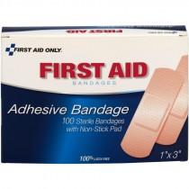 """1"""" x 3"""" Plastic Bandages"""