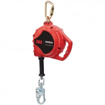 3M™ Protecta® Self Retracting Lanyard, Galvanized Cable, 20'