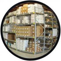 "18"" Acrlic Lens Hardboard Back Klear-Vu® Circular Convex Mirror"