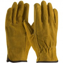 138-S Split Cowhide Small Drivers Gloves
