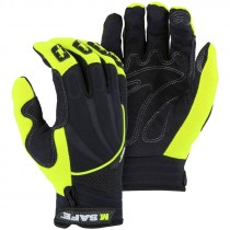 ARMOR SKIN™ X20 Synthetic Leather Gloves, X-Large