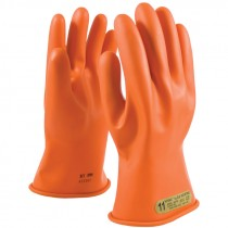 "147-00-11-9 Class 00 11"" NOVAX™ Rubber Insulating Electrical Gloves - Large"