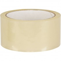 2 IN. X 55Y CLEAR POLY CARTON TAPE1.8 MIL