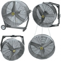 "36"" 4 -in-1 Mancooler Direct Drive Fan"