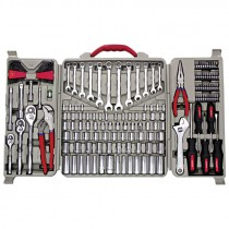 170 Piece Crescent Mechanics Socket Tool Set