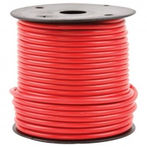 14G WIRE  RED - 100 FT.