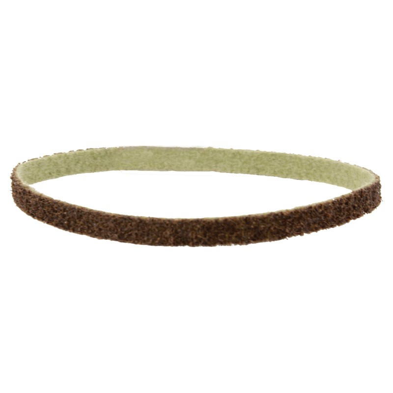 1/2 X 18 Brown Surface Conditioning Belt