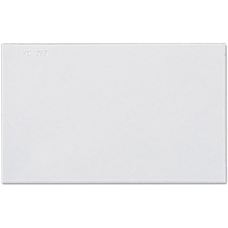 Insight Internal Cover Lenses, 6 1/2 in x 7 1/2 in, Clear, Polycarbonate