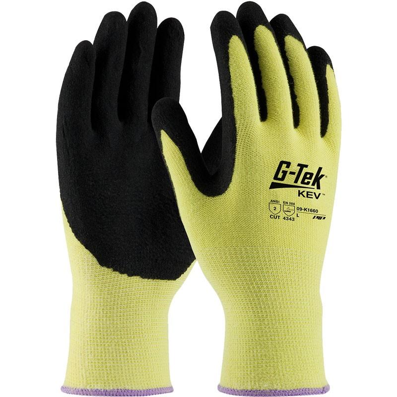 Kevlar® Knit Cut-Resistant Nitrile Coated Gloves, X-Large