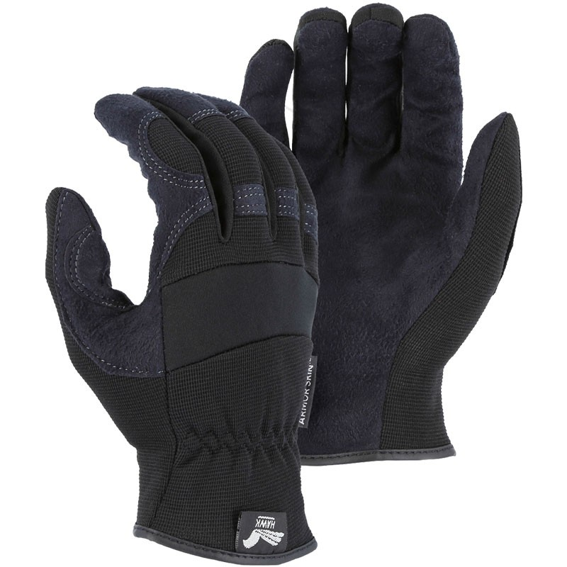 Slip-On ARMORSKIN™ Mechanics Glove - Large