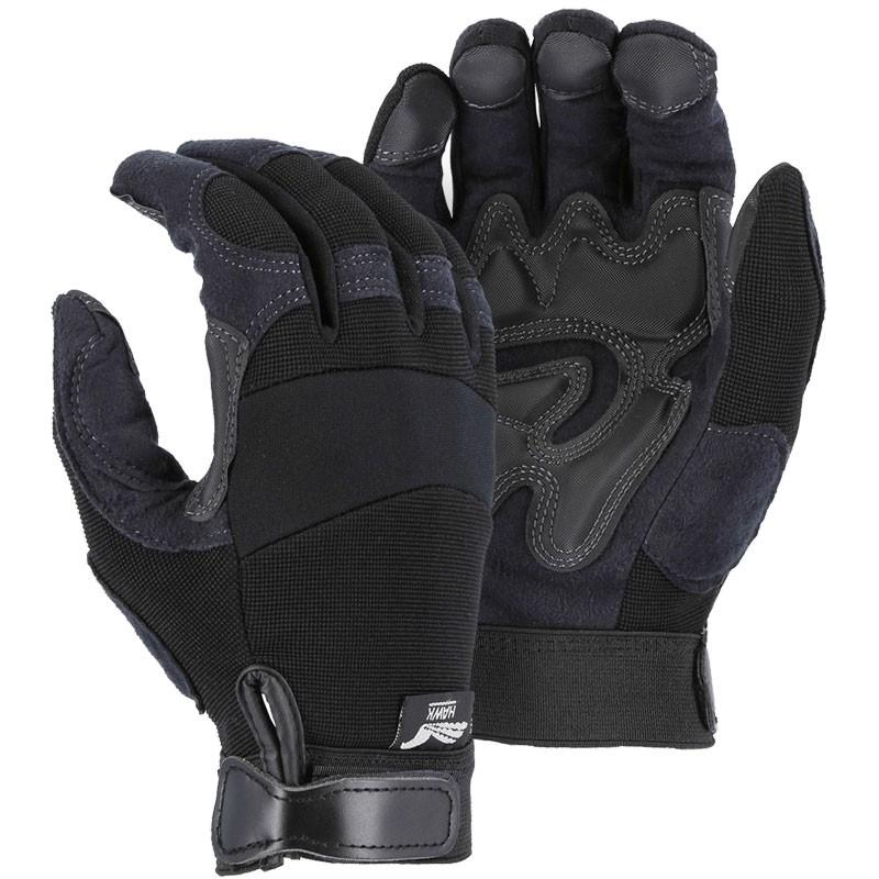 Double Palm ARMORSKIN™ Mechanics Glove - Large