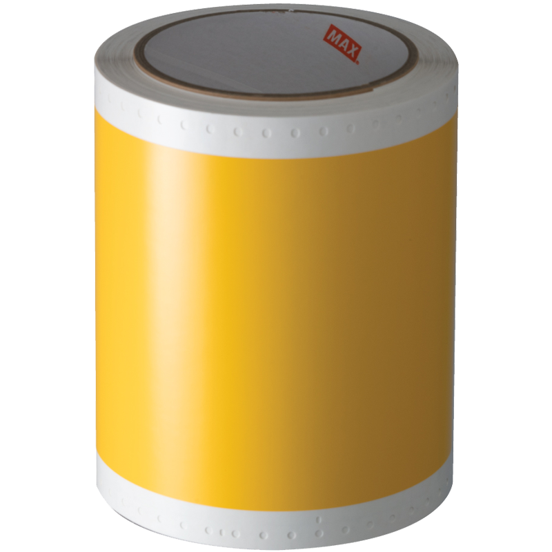 "4"" x 49.25' Yellow Premium Tape, Roll"