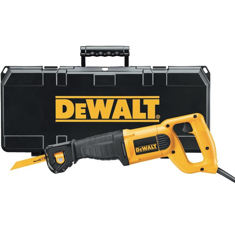 10 Amp DeWALT® Reciprocating Saw