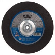 9 X 1/4 X 5/8-11 T27 Tyrolit Cerabond Grinding Wheel