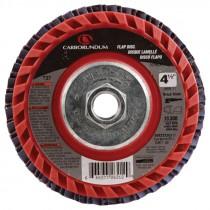 4 1/2 X 5/8-11 40# T27 Premier Quick Trim Flap Disc-Red
