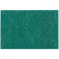 "6"" x 9"" Non Woven Hand Pad - Green (Industrial Scouring)"
