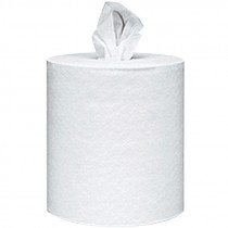 2-Ply Center Pull Towels, 6 Rolls per Box