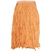 24 oz Saddle Style Cotton Wet Mop Head