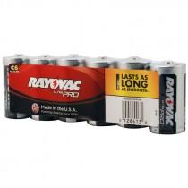 C Rayovac Batteries