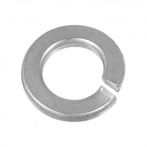 "9/16"" Zinc Plated Lock Washer"