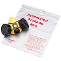 "14"" x 15"" 10 Mil Respirator Storage Bag"