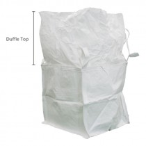 35 X 35 X 45 SAND BAG W/ LIFTING LOOPS AND DUFFLE TOP 3000/LB CAPACITY