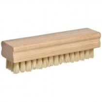 White Tampico Hand and Nail Scrub Brush