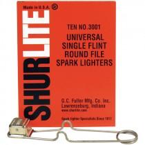 Universal Round Spark Lighter