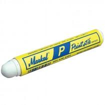 Markal® P Paintstik Solid Pickling Marker - White