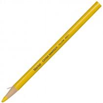 Yellow Peel-Off China Marker