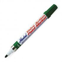 Green Markal® Valve Action® Paint Marker