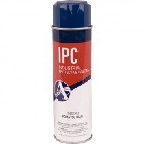 KOMATSU BLUE IPC SPECIALLY MATCHED PAINT 16OZ AEROSOL