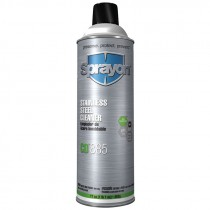 Sprayon® Stainless Steel Cleaner, 17 Oz. Aerosol