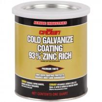 7007Q Zinc Rich Galvanize Paint - 1 Qt.