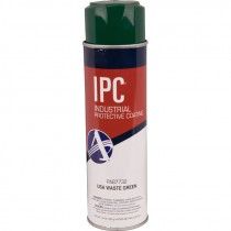 WASTE MGMT GREEN IPC SPECIALLY MATCHED PAINT 16OZ AEROSOL